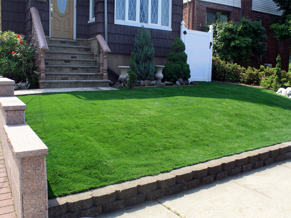 Artificial turf installation desert shores california for Best grass for landscaping