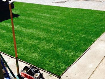 Artificial Grass Photos: Artificial Grass Installation Bonsall, California Lawns