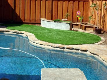 Artificial Grass Photos: Artificial Lawn Potrero, California Landscape Design, Small Backyard Ideas