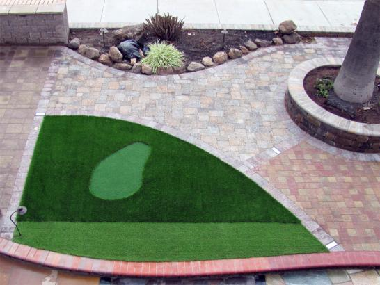 Artificial Grass Photos: Artificial Turf Cost Borrego Springs, California Lawns, Front Yard