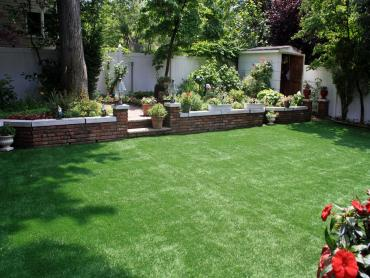 Artificial Grass Photos: Artificial Turf Installation Chula Vista, California Gardeners, Backyard Ideas