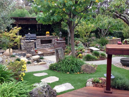 Artificial Grass Photos: Fake Grass Carpet Alpine, California Paver Patio