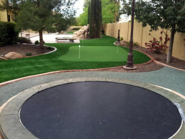 Artificial Grass Photos: Fake Grass Carpet Vista, California Putting Greens, Backyard Designs