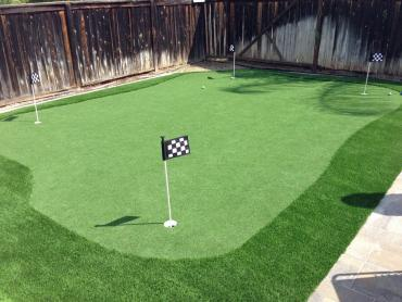 Fake Grass La Mesa, California Lawn And Garden, Backyard Landscape Ideas artificial grass