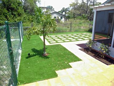 Artificial Grass Photos: Fake Turf Niland, California Landscape Design, Backyard Design
