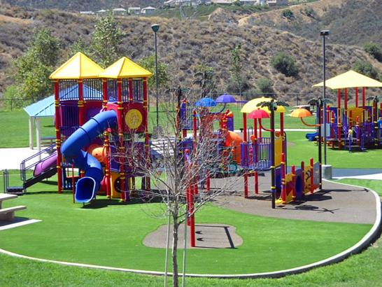 Artificial Grass Photos: Fake Turf Rainbow, California Playground Flooring, Parks