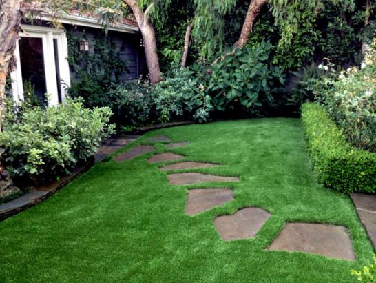 Artificial Grass Photos: Green Lawn Crest, California Landscape Rock, Backyard Landscaping