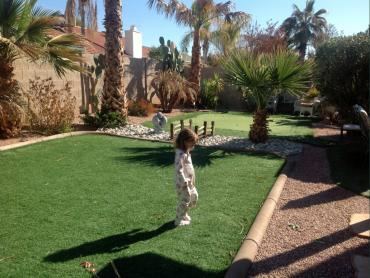 Artificial Grass Photos: Green Lawn Fairbanks Ranch, California Home Putting Green, Backyard Design
