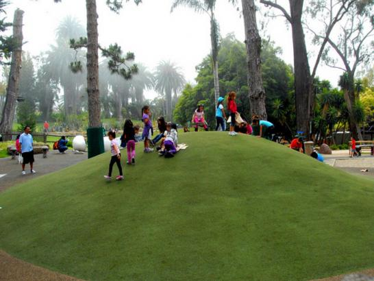 Artificial Grass Photos: Green Lawn Solana Beach, California Playground Flooring, Parks