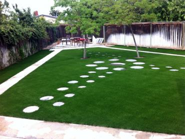 Artificial Grass Photos: Installing Artificial Grass Heber, California Landscape Ideas, Backyard Landscape Ideas