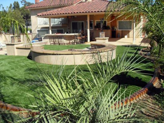 Artificial Grass Photos: Synthetic Turf Supplier Hidden Meadows, California Backyard Deck Ideas, Backyard Landscape Ideas